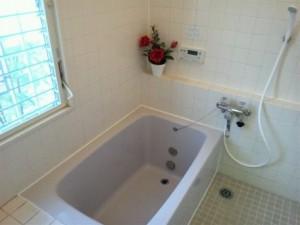 浴槽 施工後
