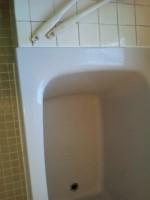 浴槽 施工前