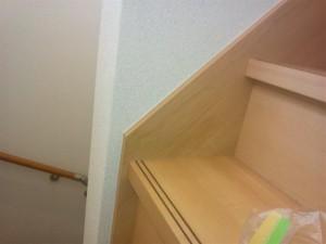 階段剥がれ補修 後
